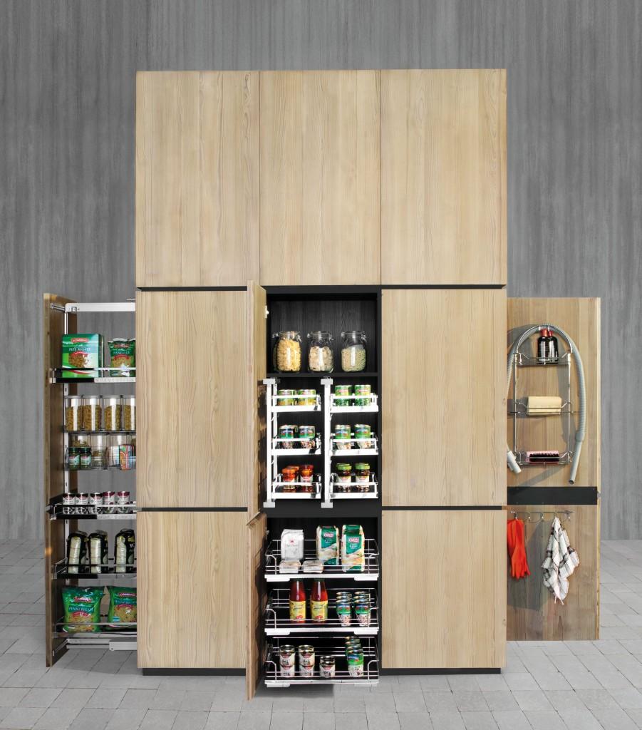 Кухонные блоки хранения Natural Skin