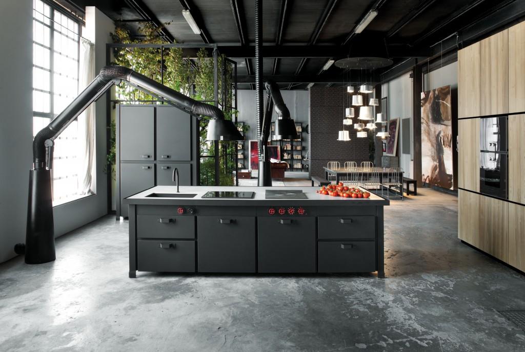 Модульная кухня Mina